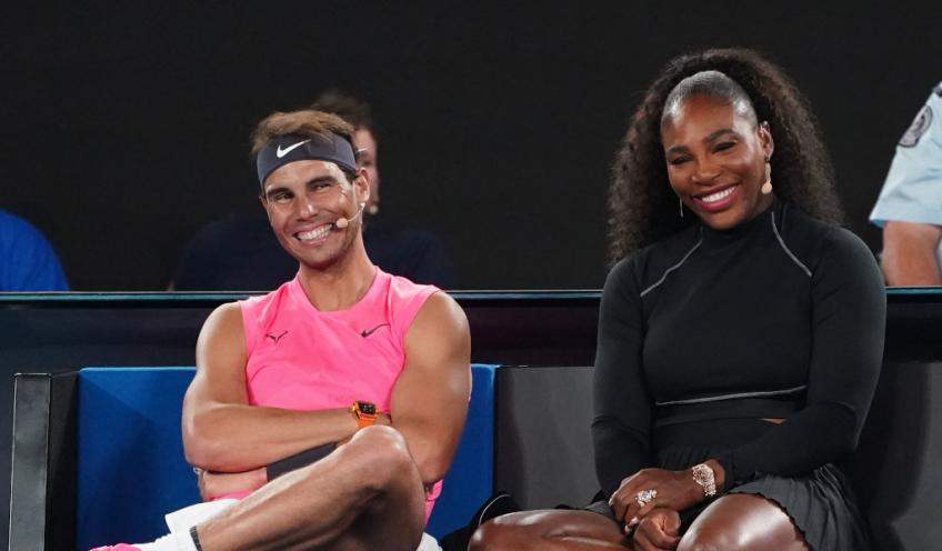 Rafael Nadal and Serena Williams still Instagram King and Queen