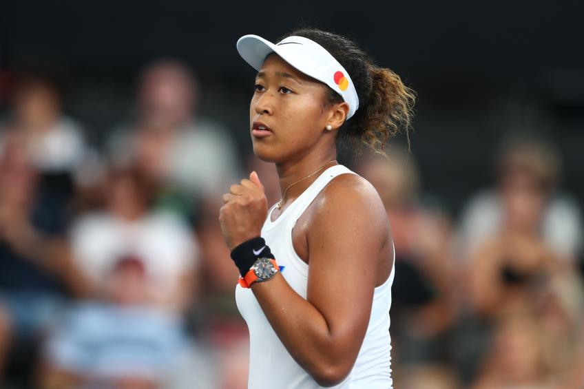 Naomi Osaka maintains status quo; pulls out of Montreal