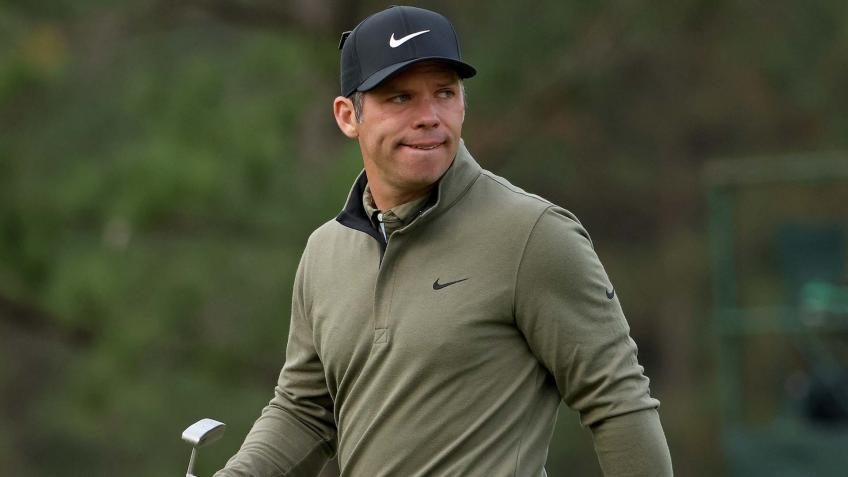 """Paul Casey: """"Olympics, for me that's the win"""""""
