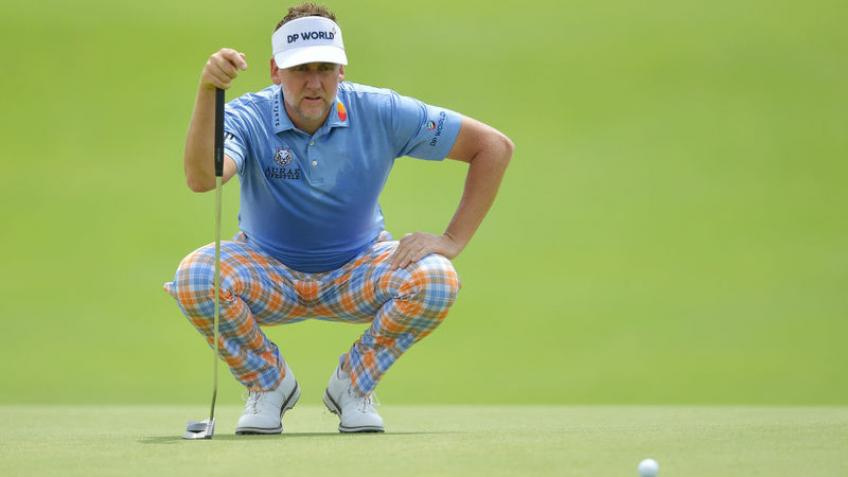 """Ian Poulter: """"Great to see family and friends"""""""