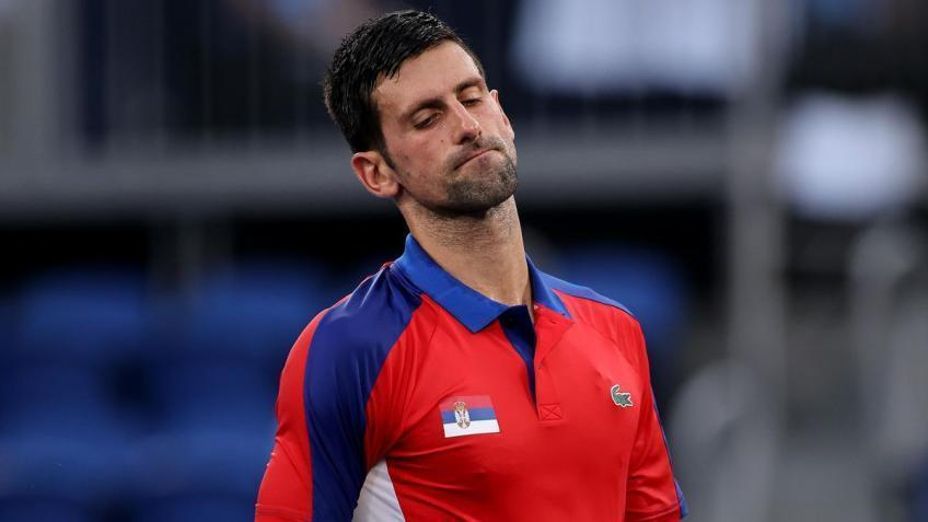 'We saw at the French Open how Novak Djokovic...', says legend