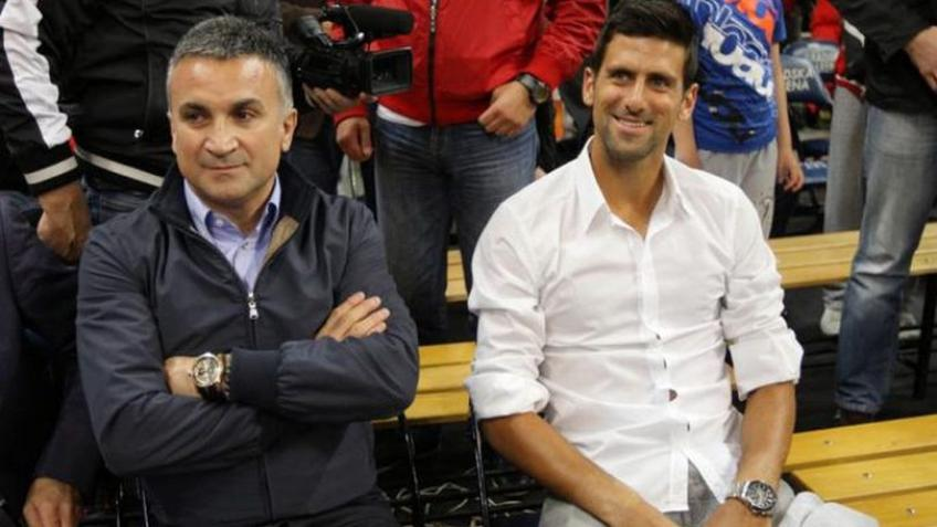 Srdjan Djokovic hits out at Wimbledon for 'not allowing' him to watch his son