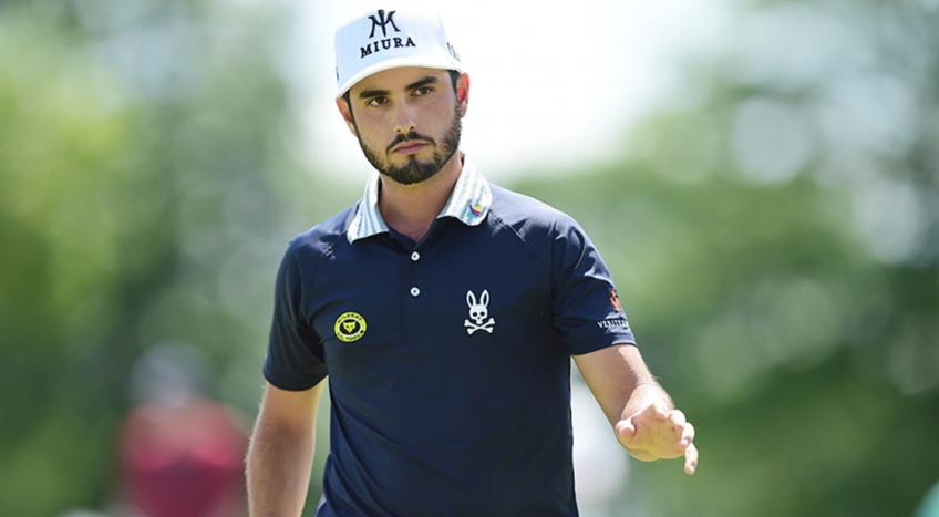 Abraham Ancer first Mexican to win in Europe