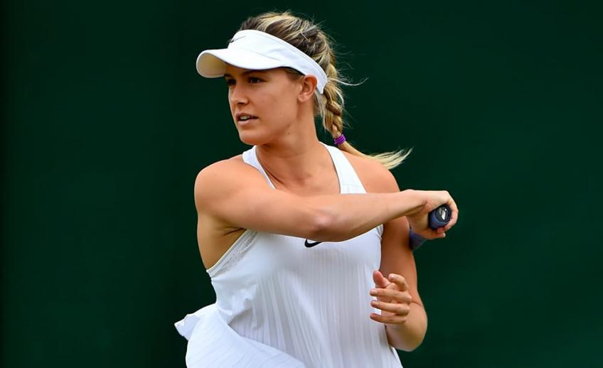 Eugenie Bouchard and her new role in tennis