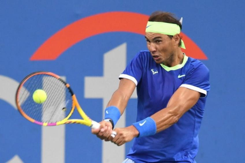 Rafael Nadal: 'Enjoying tennis is essential, and I do not feel that way right now'