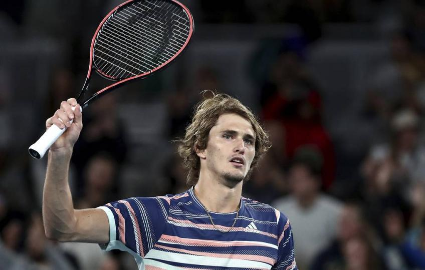 Alexander Zverev tells absolutely crazy story about his new fitness coach