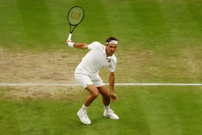 Roger Federer: 'I'll be on crutches for many weeks and out of the game for months'