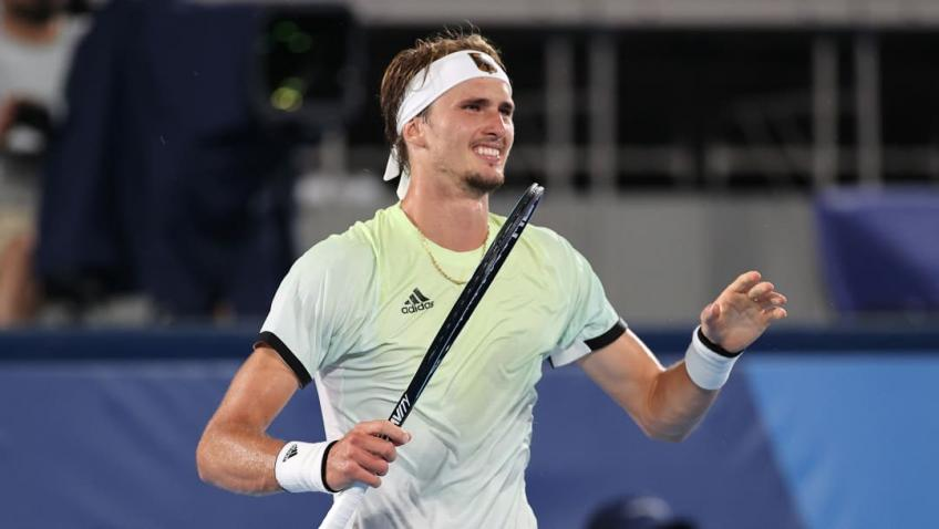 Alexander Zverev 'hungry' for more success after Tokyo Olympics victory