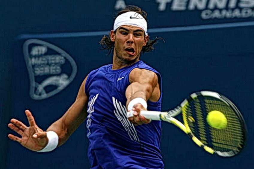 'Rafael Nadal needed to improve the serve because...', says top coach
