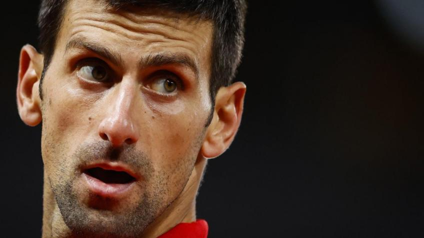 Young ATP ace explains the difference between him and Novak Djokovic