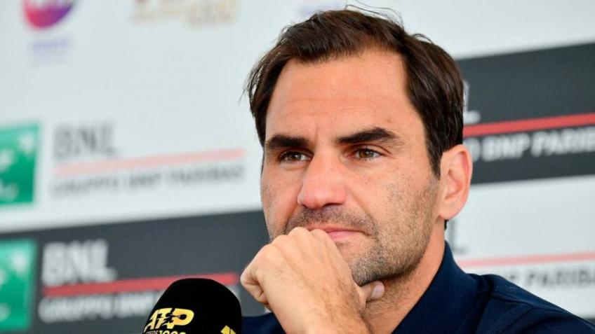 'Roger Federer never really played 100% of his means', says former ace