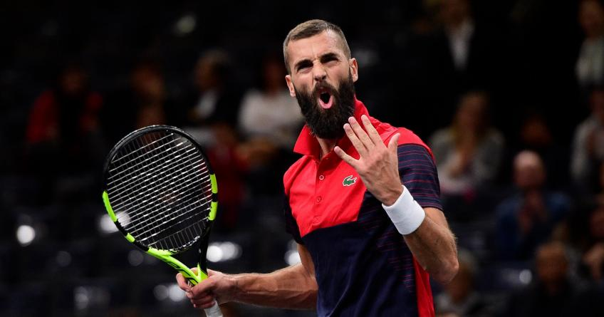 Benoit Paire: People were writing me off but I'm back