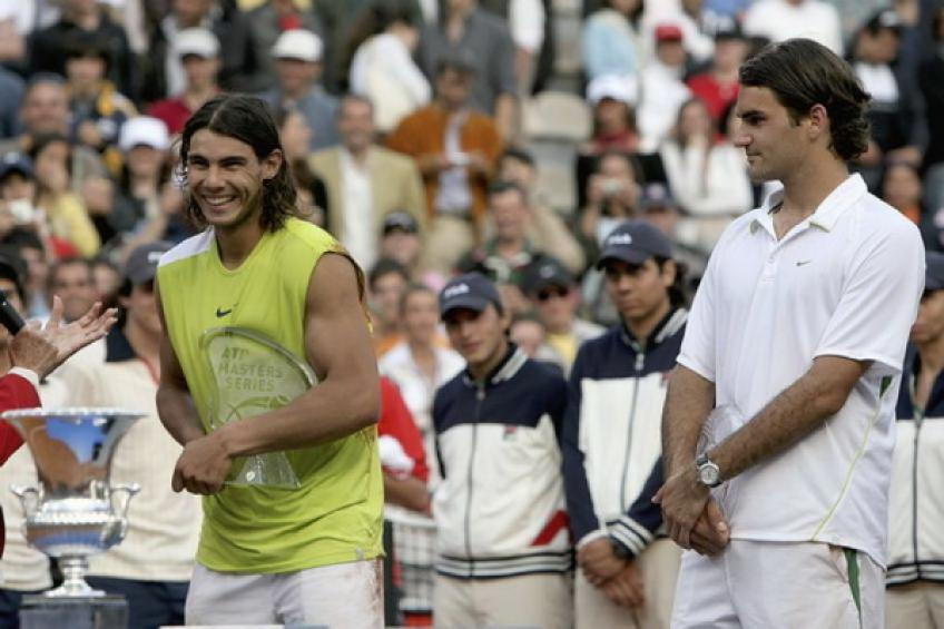 'Rafael Nadal and Roger Federer played an epic final, and I think Rafa won,' says..