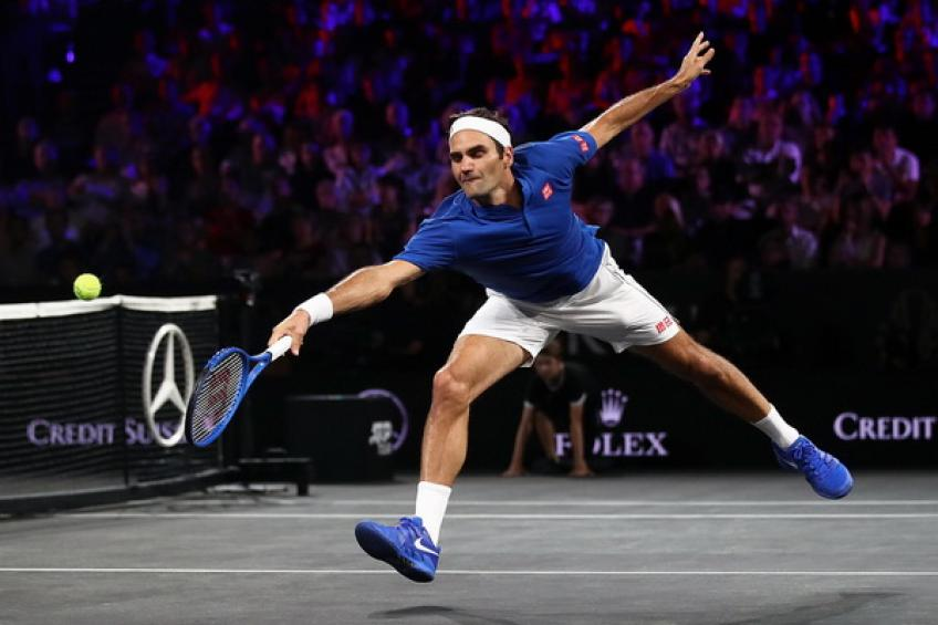 Roger Federer: 'I'm really disappointed to be missing this year's Laver Cup'
