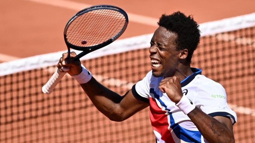 Gael Monfils 'blessed' to reach 500 ATP wins mark