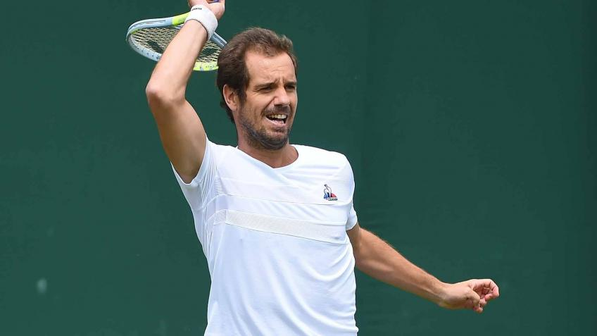 Gasquet: Wish I didn't have Big Three in front of me for entire course of my career