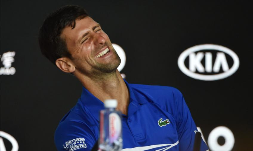 Novak Djokovic reveals the best presents that he has received from...