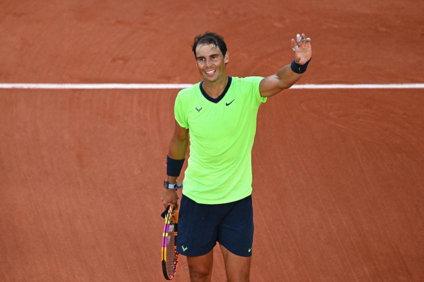 Rafael Nadal: 'During the last year I was not able to...'