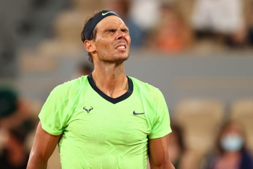 Rafael Nadal: 'I have been struggling with foot issues since 2005'