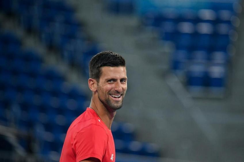 'Novak Djokovic is generally in cruise control in the first...', says former star