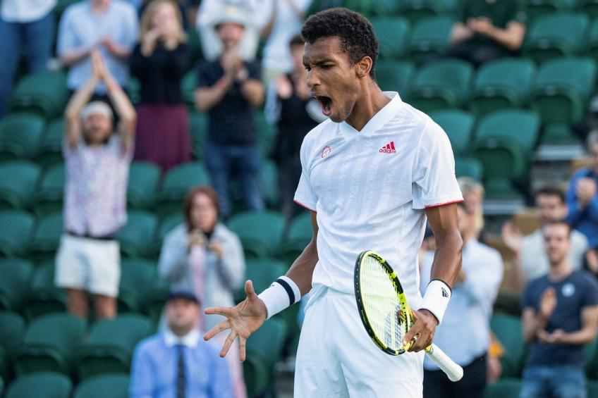 Felix Auger-Aliassime: I need to look myself in the mirror