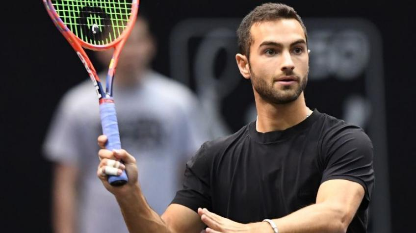 Noah Rubin: Tried my best to replace Nick Kyrgios properly versus Andy Murray