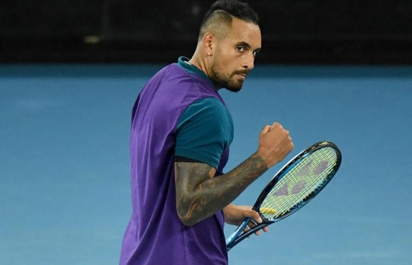 Nick Kyrgios vows to put on a show at US Open and Laver Cup - Tennis World USA