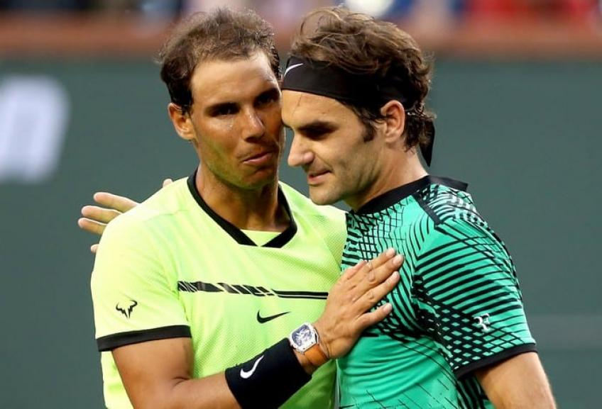 Federer and Nadal out of the ranking Top-4 since...