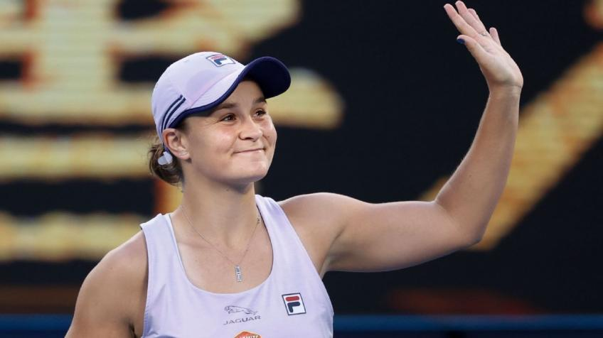 Ashleigh Barty wishes all the best to an 'incredible champion' Andy Murray
