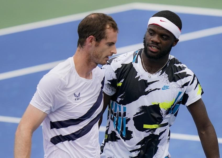 Frances Tiafoe pays respect to Andy Murray following Winston-Salem clash