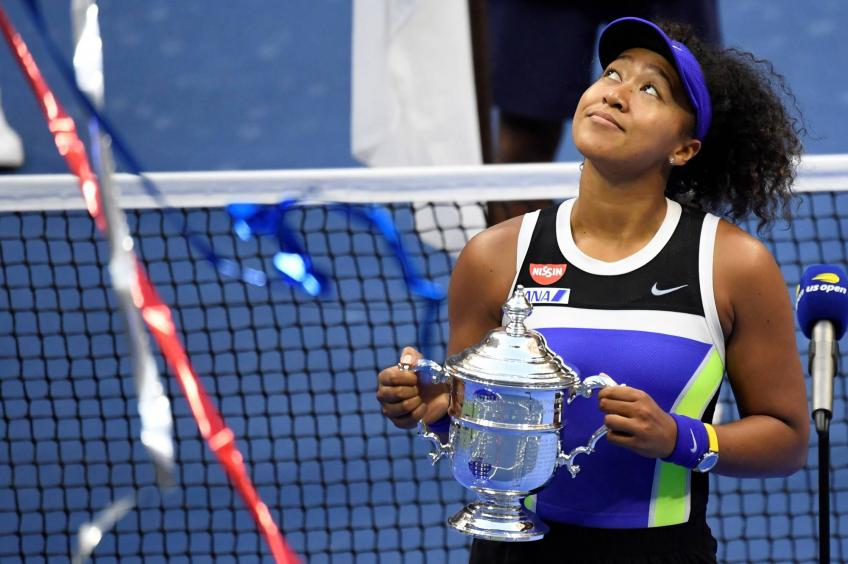 Naomi Osaka reveals a kid's answer that left her surprised