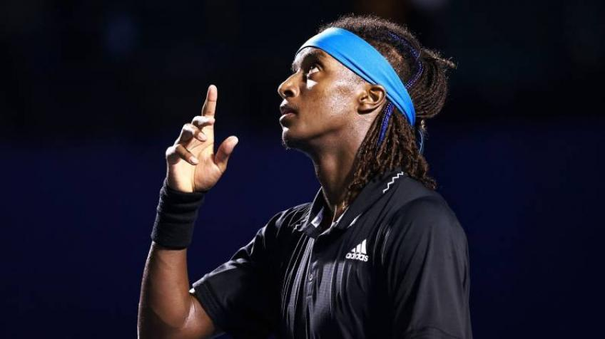 Mikael Ymer reacts to becoming first Swede to reach ATP final since 2011