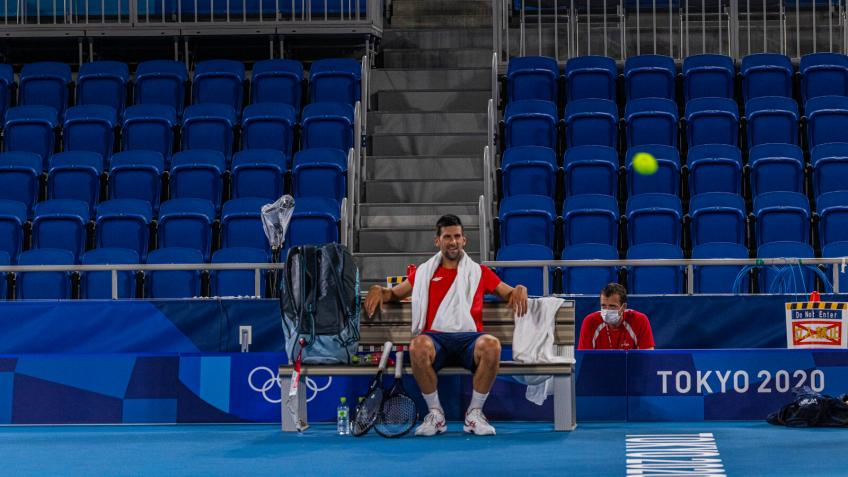 Novak Djokovic: 'I don't know if I'm going to be having more...'