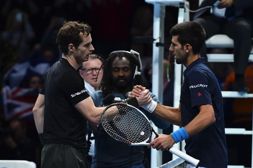 Andy Murray explains what makes Novak Djokovic such a dangerous opponent