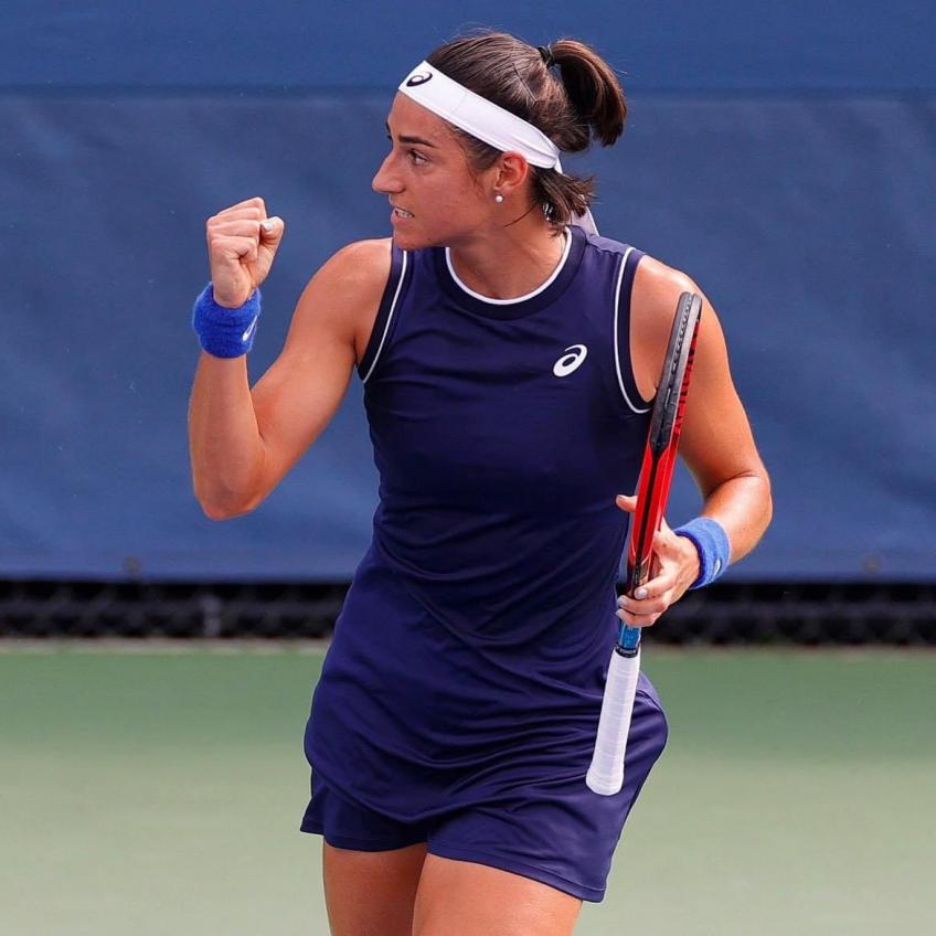 Is this the start of great beginnings for Caroline Garcia?