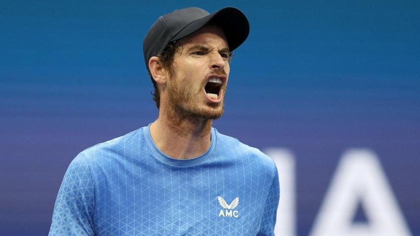 Andy Murray pokes fun at Stefanos Tsitsipas morning after US Open controversy