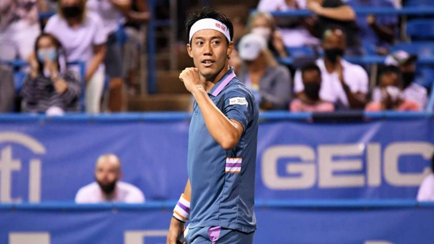 Kei Nishikori gives update on his troublesome shoulder after US Open win