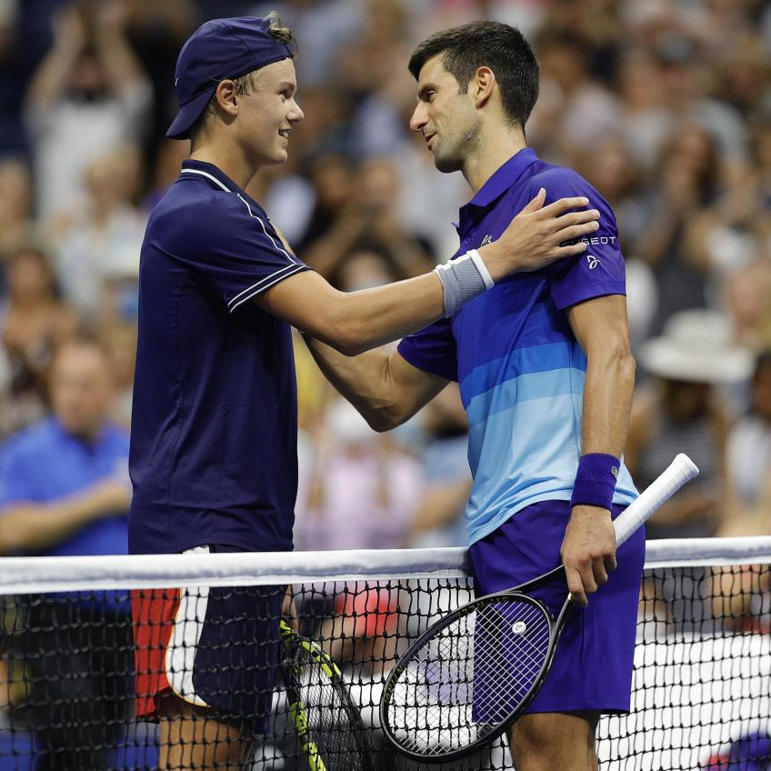 Holger Rune explains what makes Novak Djokovic so great after US Open clash