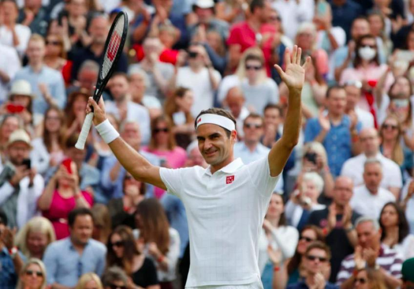 'Roger Federer is one of the icons in fashion', says young ATP ace