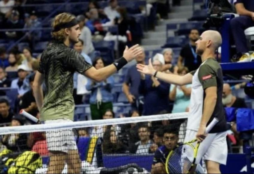 Adrian Mannarino: A bit unsportsmanlike to leave court when things aren't going well