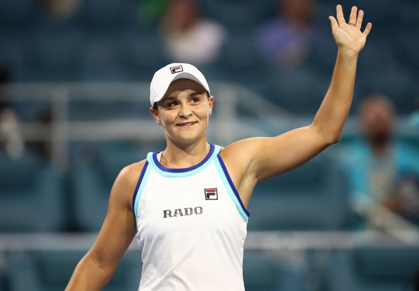 Ashleigh Barty reveals what she has learned to accept in 2021