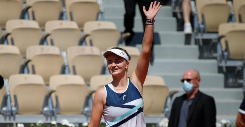 Barbora Krejcikova: I was expecting that I was not going to do well after RG title