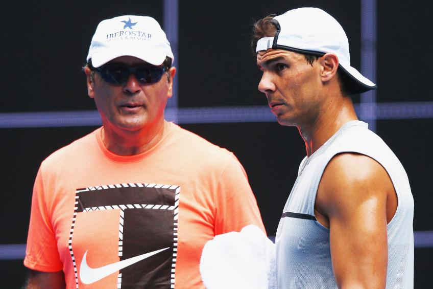 """Toni Nadal: """"That's why Rafael Nadal and I worked well together"""""""