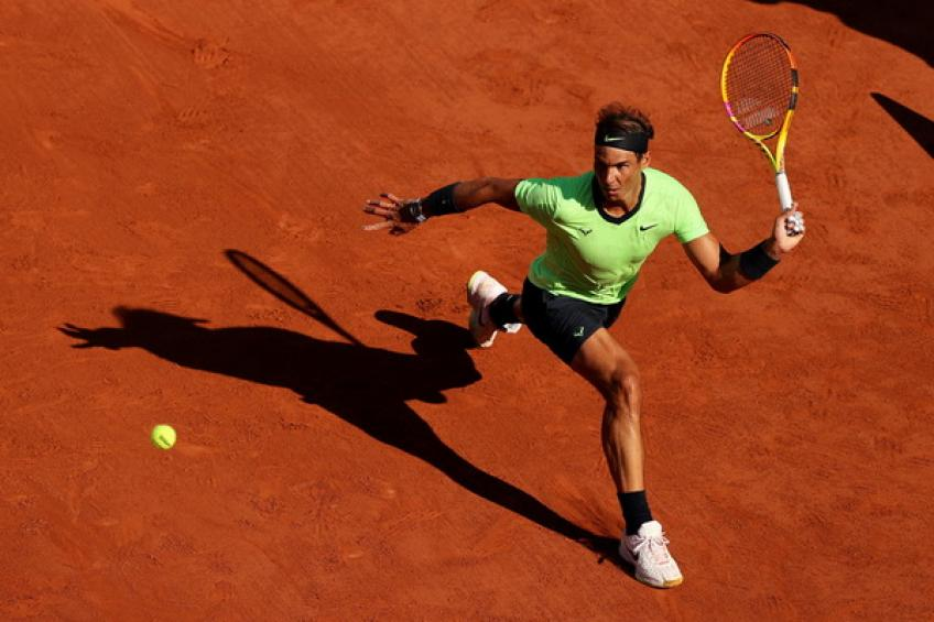 Rafael Nadal: 'When you are young you have a lot of...'