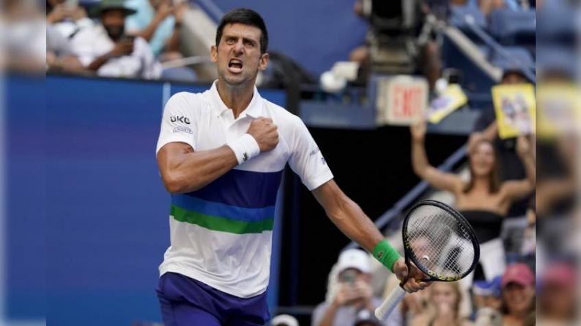 Novak Djokovic: 'I was running out of fuel'