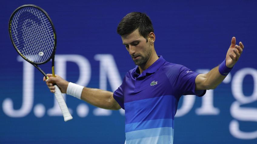 Andy Roddick on Novak Djokovic: First he takes your legs, then your soul