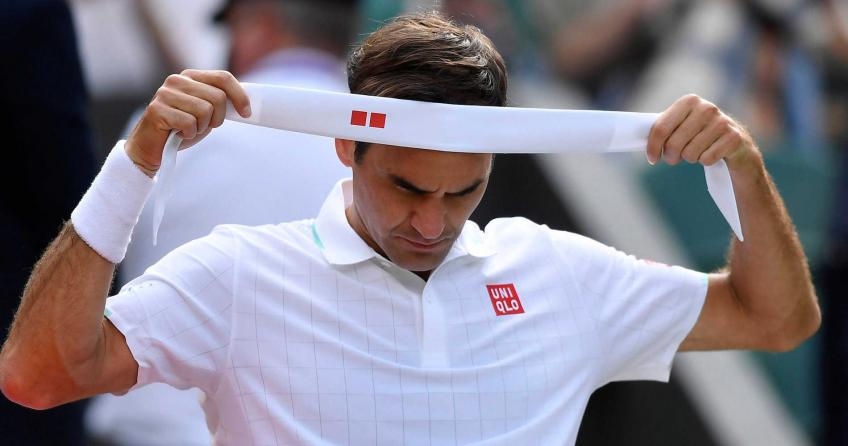 Roger Federer: 'It's incredible that this company is headquartered so close to...'