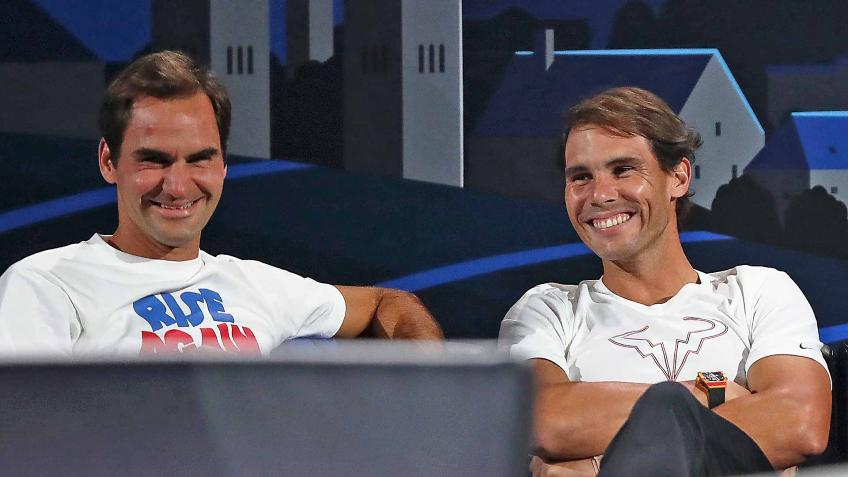 'I don't care if Roger Federer or Rafael Nadal is here', says Top 5