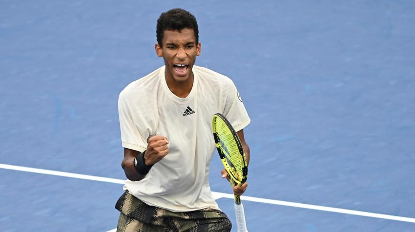 Felix Auger-Aliassime reveals two goals for rest of 2021
