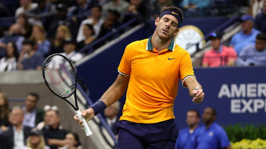 Juan Martin del Potro: Frustrating to watch US Open matches and not be able to play
